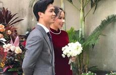 Công Phượng cùng dàn sao tuyển Việt Nam hào hứng rước cô dâu Viên Minh