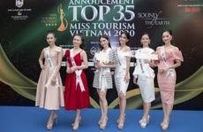 Top 32 thí sinh vào bán kết và chung kết Miss Tourism Vietnam 2020