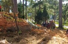 Vụ lấn chiếm hơn 1.000 m2 'đất vàng' ở trung tâm Đà Lạt: Chờ chủ đầu tư tháo dỡ!
