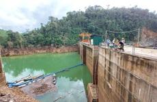 Thủy điện Thượng Nhật tích nước phát điện trái phép: Kiến nghị thu hồi giấy phép hoạt động điện lực