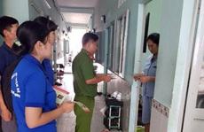 Tổ công nhân tự quản góp phần bảo vệ an ninh trật tự