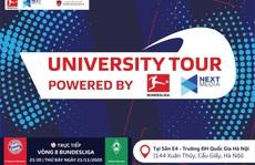 Next Media mang không khí Bundesliga tới trường đại học