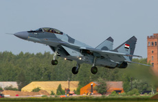 Máy bay chiến đấu MiG-29 Nga 'cơ động cao' được 29 quốc gia sử dụng