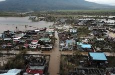 Bão Goni 'tha' Manila, Philippines hứng tiếp cơn bão mới