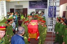 Khởi tố 4 người trong vụ thượng úy công an bị đánh tử vong