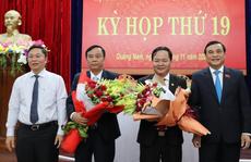 Ông Nguyễn Hồng Quang làm Phó Chủ tịch UBND tỉnh Quảng Nam