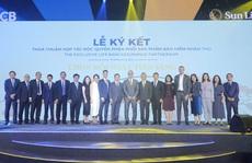 ACB bắt tay Sun Life Việt Nam bán bảo hiểm nhân thọ