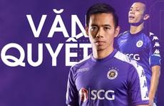 Văn Quyết - Cầu thủ xuất sắc nhất V-League 2020