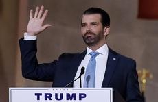 Con cả của Tổng thống Trump mắc Covid-19