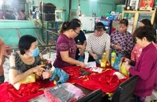 Đưa hàng Việt đến với công nhân khó khăn