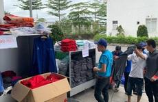 Quảng Trị: Công nhân hưởng lợi từ gian hàng 0 đồng