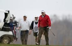 Hội nghị thượng đỉnh G20 đang diễn ra, Tổng thống Trump đi chơi golf
