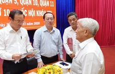 Bí thư Nguyễn Văn Nên: Tập trung giải quyết những vấn đề cử tri bức xúc