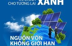 Ngân hàng 'đua' cho vay đầu tư điện mặt trời mái nhà