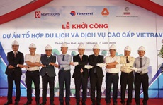 Vietravel khởi công dự án 'Tổ hợp du lịch và dịch vụ cao cấp' tại Huế