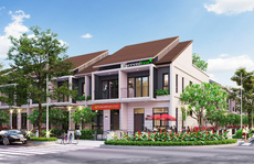 Cơ hội gia tăng lợi nhuận khi sở hữu nhà phố tại Topaz Town