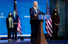 Thư từ Mỹ: 'Chữa lành' mâu thuẫn sau bầu cử