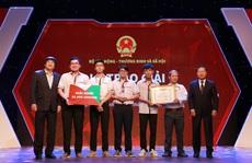 Trường CĐ Lý Tự Trọng giành giải nhất ý tưởng khởi nghiệp