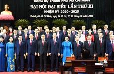 Phân công nhiệm vụ các thành viên Ban Thường vụ Thành ủy TP HCM