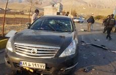 Nhà khoa học hạt nhân hàng đầu Iran bị ám sát gần Tehran