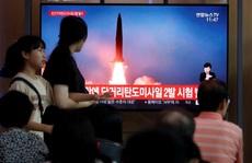 """Triều Tiên sẽ """"chào đón"""" ông Biden bằng tên lửa đạn đạo liên lục địa?"""