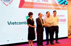 Vietcombank được vinh danh Ngân hàng chuyển đổi số tiêu biểu năm 2020