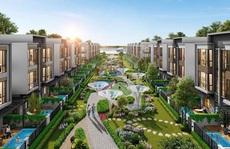Khai trương khu phố phong cách châu Âu tại dự án đô thị sinh thái thông minh Aqua City