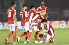 CLB TP HCM thắng kịch tính trước 'tân binh' V-League