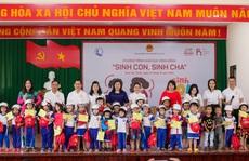 Generali đưa chương trình 'Sinh Con, Sinh Cha' tới ĐBSCL, Tây Nguyên