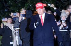 Ngày Bầu cử Mỹ: Ông Trump tin sẽ giành 306 phiếu đại cử tri