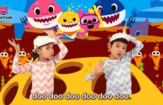 """Video ca nhạc """"Baby shark"""" lập kỷ lục về lượng người xem trên Youtube"""