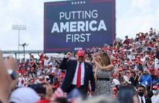 Bầu cử Mỹ: Giằng co ở bang chiến trường, Tổng thống Trump dọa kiện Pennsylvania