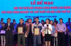 Hà Nội: Rèn tay nghề cho công nhân