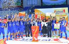Giải Futsal HDBank Cúp Quốc gia 2020 để lại dấu ấn với người hâm mộ phố núi