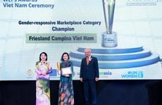 FrieslandCampina Việt Nam nhận giải thưởng trao quyền cho phụ nữ khu vực châu Á - Thái Bình Dương