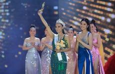 Lung linh với dàn sao đêm Chung kết Hoa khôi Du lịch Việt Nam 2020.