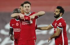 Diogo Jota lập hat-trick, Liverpool đại thắng Atalanta trên đất Ý