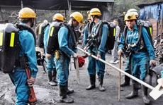 Sạt lở than trong hầm lò, 2 người thương vong