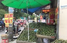Trái cây đang có giá rẻ không tưởng, chất đầy các hè đường