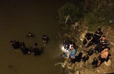 Tìm thấy thi thể nam thanh niên nhảy cầu Gò Dưa