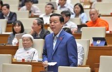 Bộ trưởng Trần Hồng Hà: Không thể không chuyển đổi rừng, nhưng phải tính toán lợi ích