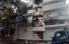 TP HCM: Điều tra vụ cháy lớn trong nhà làm 6 người mắc kẹt