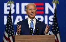 Bầu cử Mỹ: Ông Biden cần thêm 6 phiếu đại cử tri để thành tổng thống