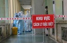 Thêm 2 ca mắc Covid-19, Việt Nam có 1.212 ca bệnh