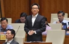 Phó Thủ tướng Vũ Đức Đam nói về việc cách chức Hiệu trưởng Trường ĐH Tôn Đức Thắng Lê Vinh Danh