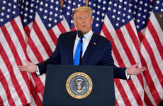 """Ê kíp tranh cử của Tổng thống Trump bị tố """"lợi dụng"""" Nhà Trắng"""