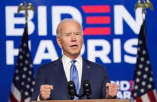 Ông Biden: 'Chúng ta đang trên đường vượt qua 300 phiếu đại cử tri'