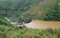 Sạt lở đe dọa thủy điện Đắk R'tih