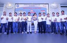 38 đội bóng tranh tài ở Giải Bóng đá Hiệp hội Doanh nghiệp TP HCM