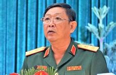 Chính ủy Quân khu 9 làm Phó Tổng Tham mưu trưởng Quân đội